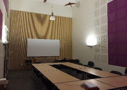 Salle de réunion des Md2S